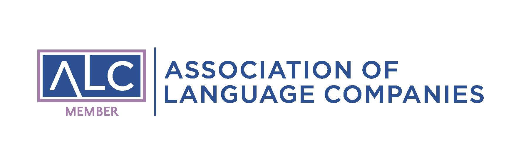 Association of Language Companies Membership