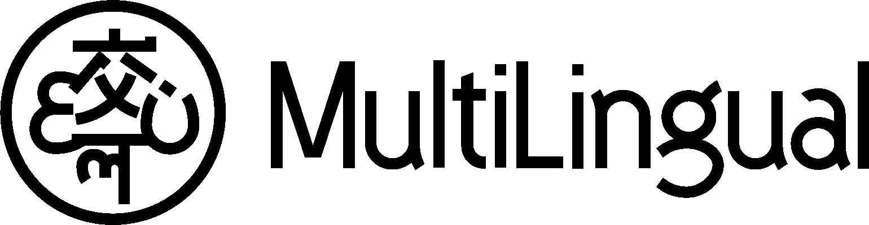 Multilingual Magazine Logo